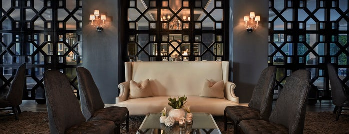 Cast Lounge at Viceroy Santa Monica is one of LA.