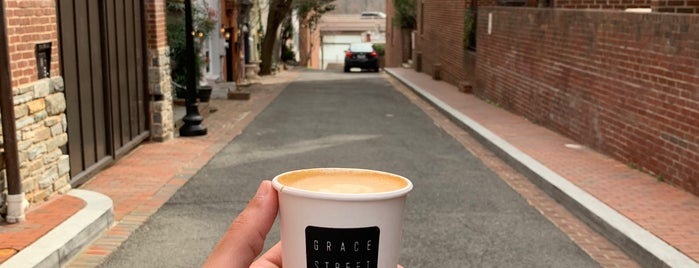 Grace Street Coffee is one of DC.
