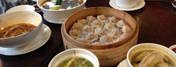 Din Tai Fung Dumpling House is one of Food Worth Stopping For.