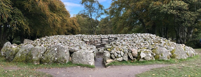 Clava Cairns is one of Scotland - Must See.