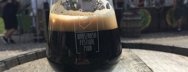 Browar Artezan is one of Beer / Ratebeer's Top 100 Brewers [2017].