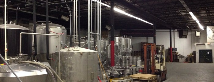 3 Stars Brewing Company is one of Washington DC Brewery Tour.