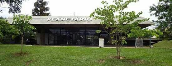 Planetário de Campinas is one of Passeios astronômicos.