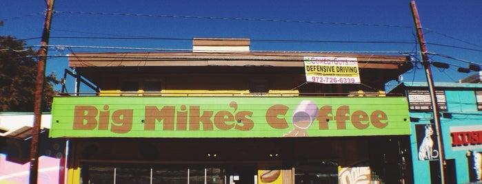 Big Mike's Coffee House is one of Brad'ın Beğendiği Mekanlar.