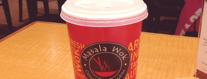 Masala Wok is one of Dallas Restaurants List#1.