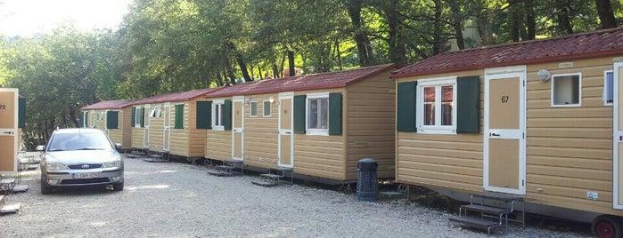 Camping Village Mugello Verde is one of Via degli Dei.