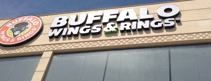 Buffalo Wings & Rings is one of Jeddah, The Bride Of The Red Sea.