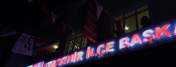 CHP Ataşehir İlçe Başkanlığı is one of Ae912.