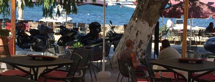Passaggio Restaurant is one of Serifos, Greece.