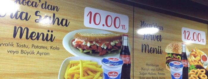 Hammburger Cafe is one of Gittiğim Yerler.