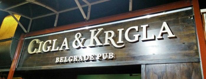 Cigla&Krigla is one of Craft Beers of Serbia.