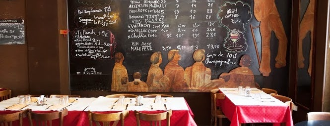 Le Temps des Cerises is one of Paris - Restaurants.