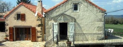 La Couvertoirade is one of Les plus beaux villages de France.