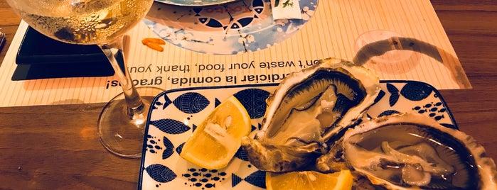 Totto sushi is one of Posti che sono piaciuti a Adrián.