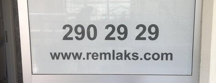 Remlaks Yatırım Danışmanlığı is one of bulunduğum yerler.