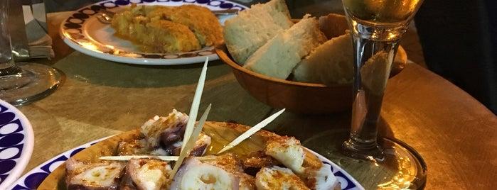 La Aldeana is one of Donde comer en Vigo.