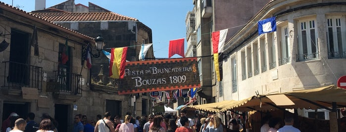 Bouzas is one of Vigo.