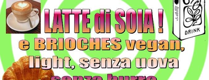 Oasi Bar is one of Colazione vegan a Milano e dintorni.