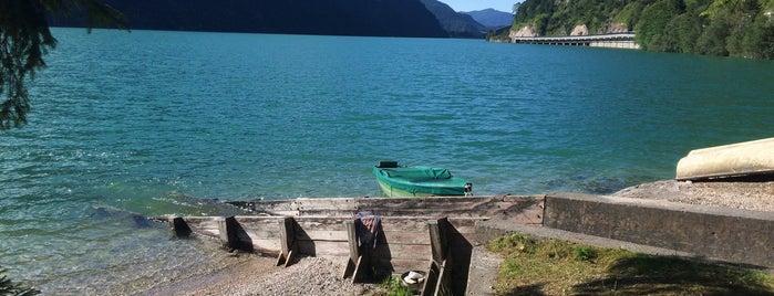 Achensee Camping Schwarzenau is one of Lugares favoritos de -.