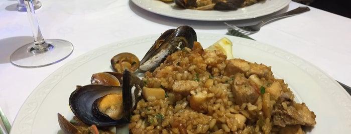 Puerto Bahia Restaurant is one of Lanzarote 2014.