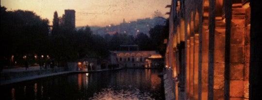 Balıklı Göl is one of TAVSİYE DERLEMELERİ.