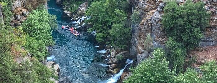 Köprülü Kanyon Manavgat is one of Kamp Alanları.