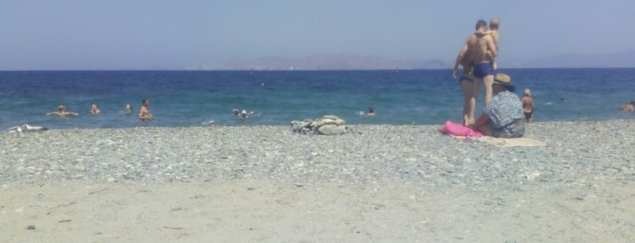 Kipriotis Beach is one of Mertesacker 님이 좋아한 장소.