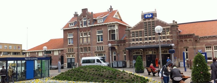 Station Zandvoort aan Zee is one of Lieblingsorte: Amsterdam, Netherlands.