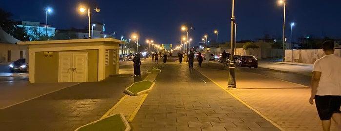 Al Rehab District Walk is one of Locais salvos de Queen.