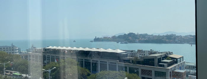 Hotel Indigo Xiamen Harbour is one of Hotels.