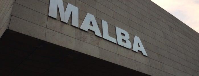 Museo de Arte Latinoamericano de Buenos Aires (MALBA) is one of Mi BsAs Querida.