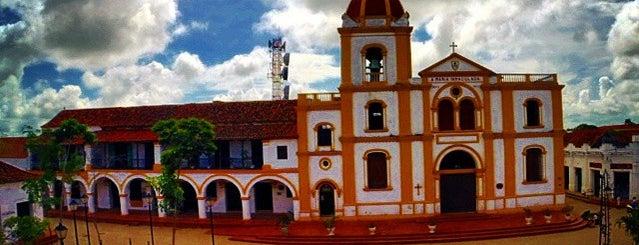 Plaza de la Inmaculada Concepción de María is one of My Little Corner of the World.
