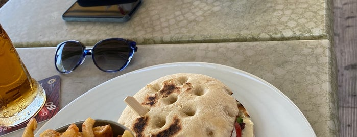 FIGO pizza&pasta is one of food.