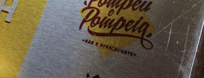 Pompeu e Pompéia is one of São Paulo | Bar.