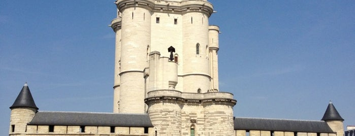 Castelo de Vincennes is one of Centre des monuments nationaux.