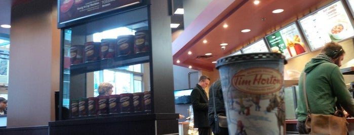 Tim Hortons is one of My 2019 BC Food Adventure.