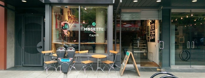 Musette Caffè is one of Favorite Spots in Vancouver.