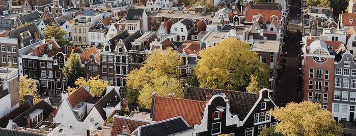 Westerkerk is one of Amsterdam 2016.