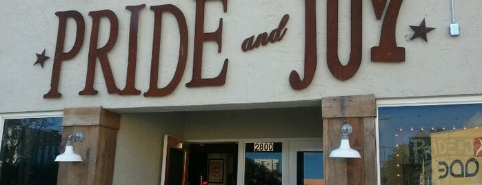 Pride And Joy is one of South Florida Restaurants & Bars.