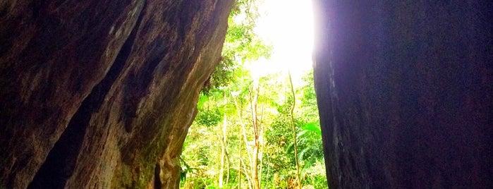 Trilha Grutas do Archer is one of no Rio.