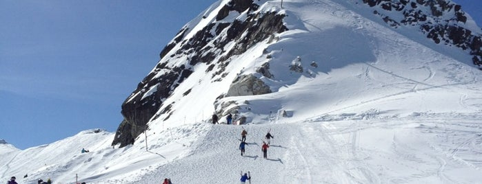 Blackcomb Peak is one of Canada 2013.