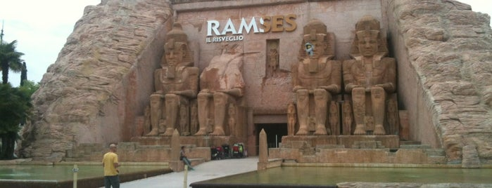 Ramses: Il Risveglio is one of Federico : понравившиеся места.