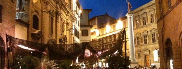 Via Tornabuoni is one of Florence - Firenze - Peter's Fav's.