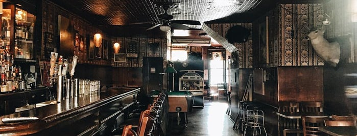 Josie's is one of Manhattan Bars to Check Out.