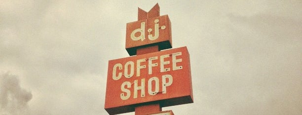 DJ's Coffee Shop is one of Greasy Spoons.