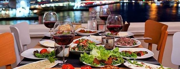 Ali Ocakbaşı is one of Istanbul Best Dine & View.