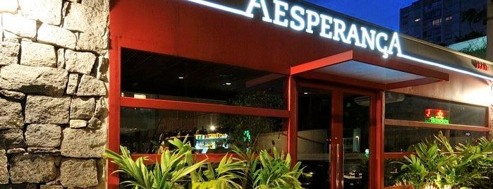 A Esperança is one of Bares e restaurantes em São Paulo.
