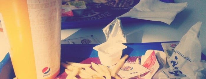 Plato Burgerking is one of Locais curtidos por Gökhan.