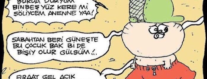 Seytan Yalisi is one of Gezilecek yerler.