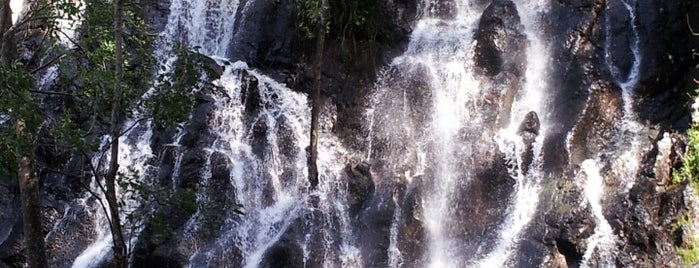 Cascada Velo de Novia is one of ada eats and explores, mexico.